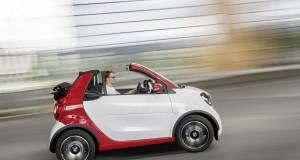 Smart Fortwo 2016 cabrio 11