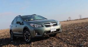 Essai Subaru Crosstrek 2016