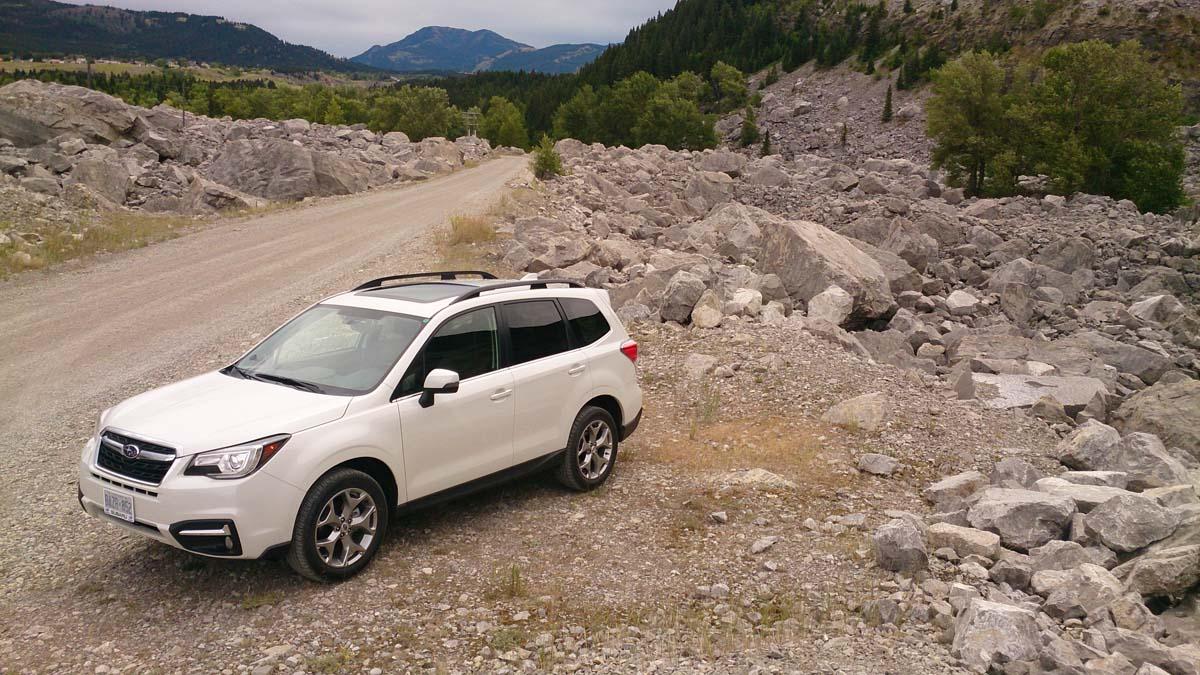 Subaru Forester 2017 blanc (4)