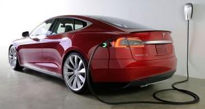 Tesla Model S autonomie