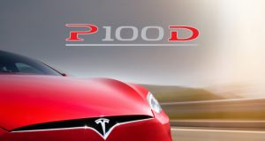 Tesla Model S P100D 100 kWh