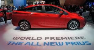 Toyota Prius Francfort
