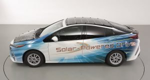 Toyota Prius PHV Demo Model
