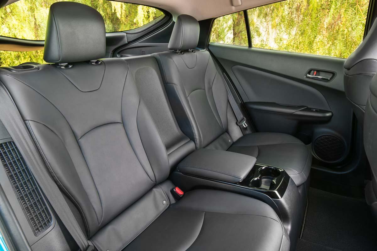 Essai routier Toyota Prius 2017