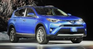 Toyota RAV4 Hybride new york