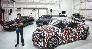 Toyota Supra Salon de l'auto de Montréal