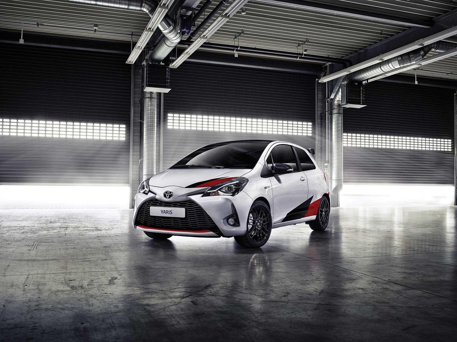 Toyota Yaris 2017 Genève
