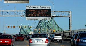Congestion Montréal