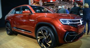 VW Atlas Cross Sport Concept