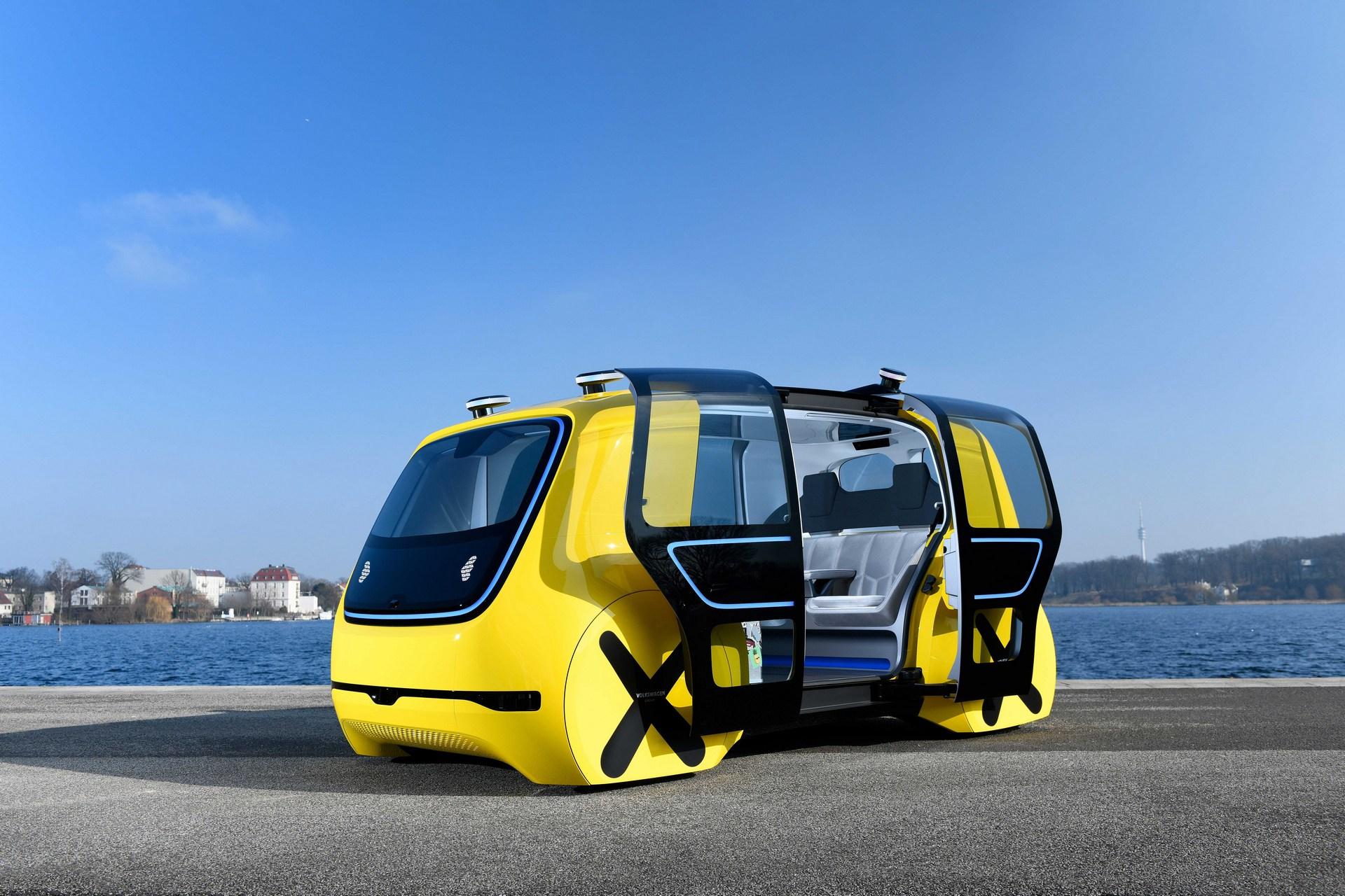 Autobus Volkswagen