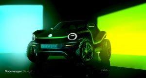 Volkswagen Dune Buggy EV Concept
