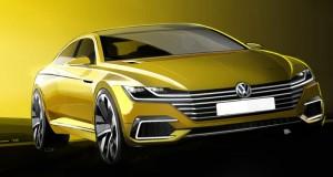 Volkswagen CC Concept Genève