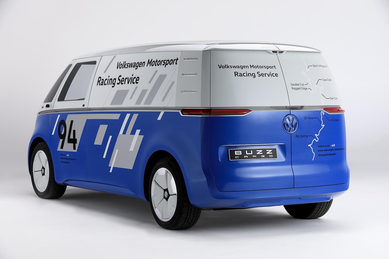 Volkswagen I.D. BUZZ CARGO concept