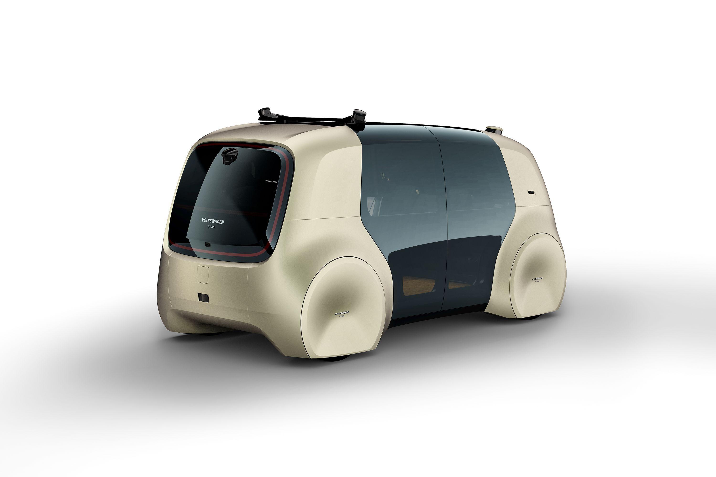 Volkswagen Sedric Genève