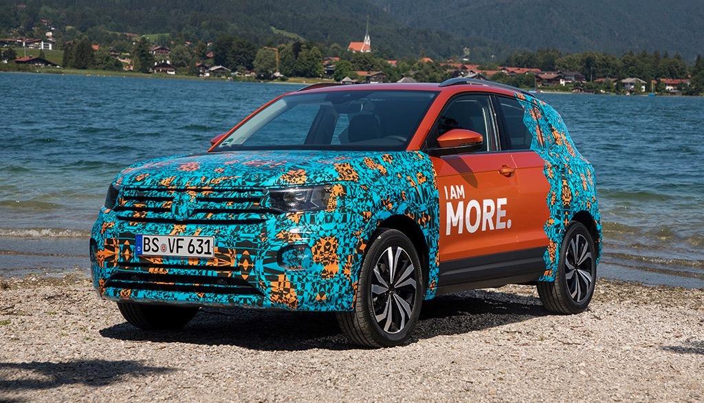 Volkswagen T Cross