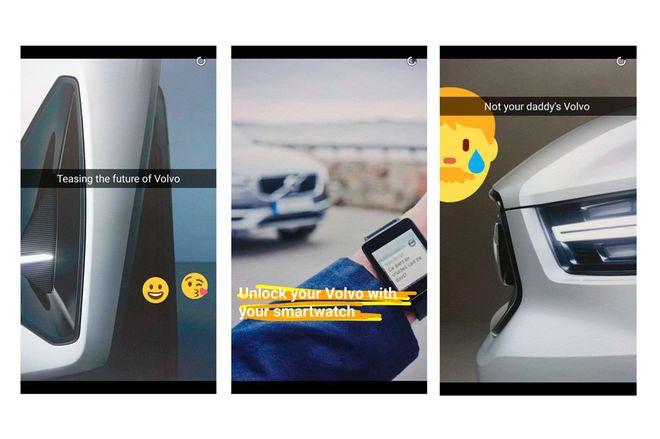 Volvo-XC40-Snapchat-teasers