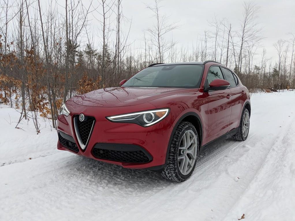 Alfa Romeo Stevia 2018