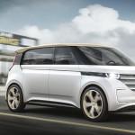 BUDD-e concept VW