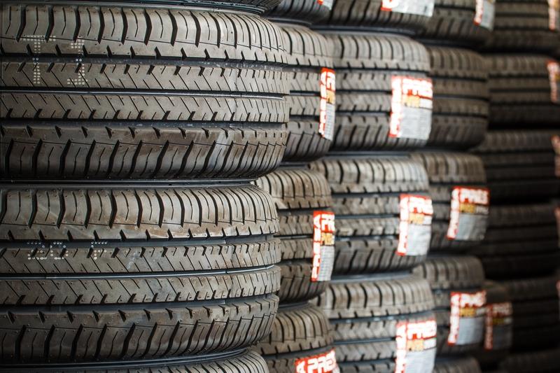 pneus contrefaçons