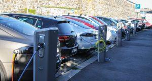 véhicules électriques Norvège