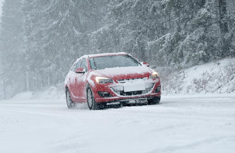 conduite hiver