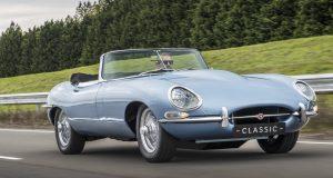 Jaguar E-Type 0
