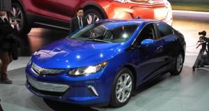 Chevrolet Volt 2016 Détroit