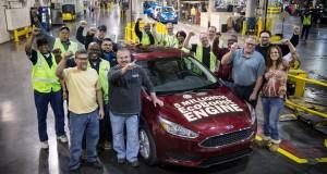 Ford EcoBoost moteur