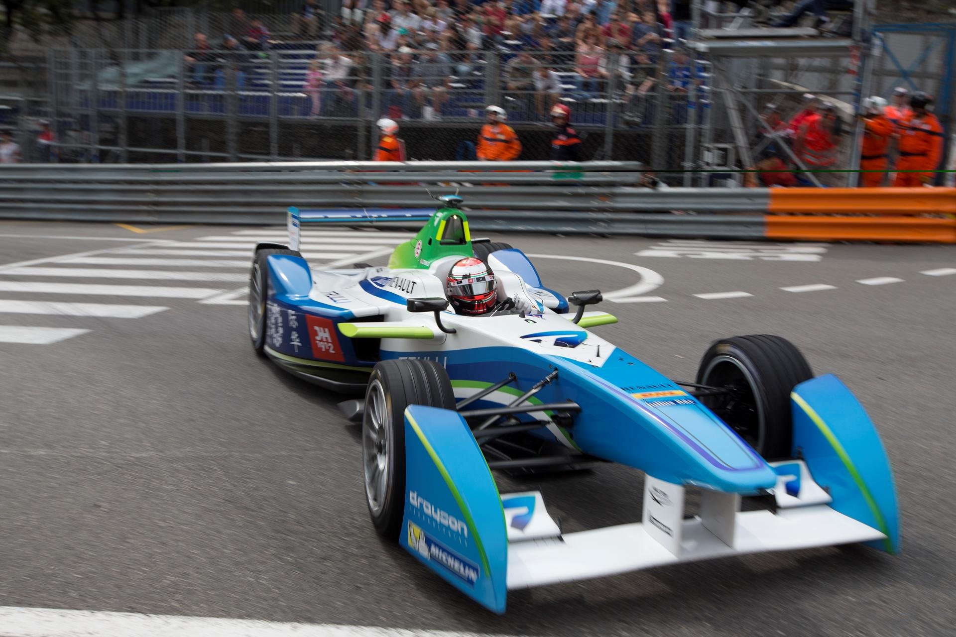 Photo FIA-Formule E