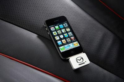 Demarrage mobile Mazda