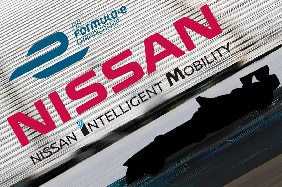 Nissan Formule e