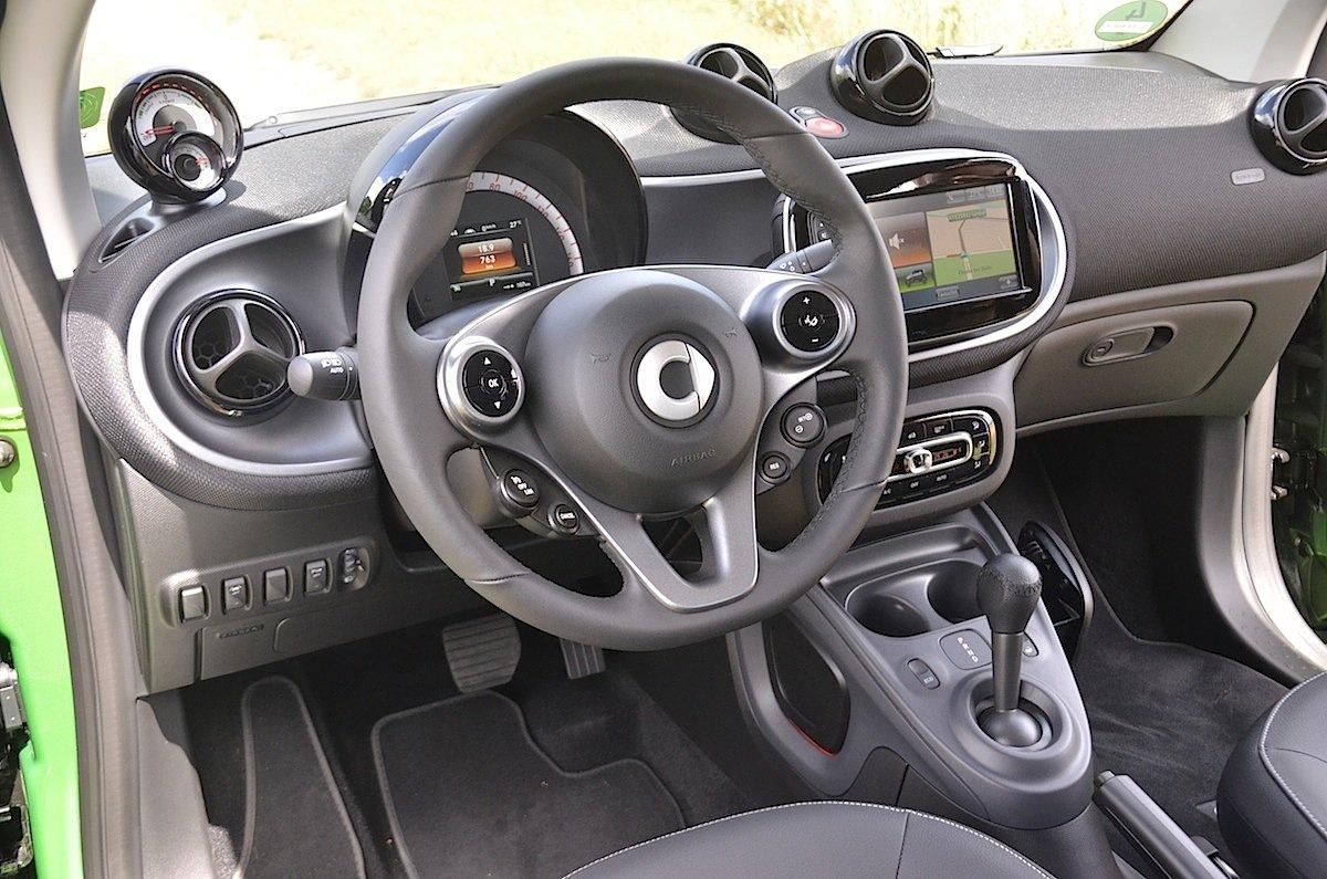 smart electrique cabriolet 2018